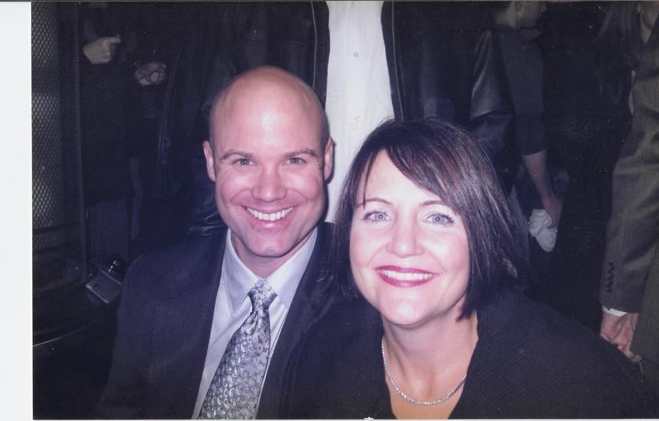 Charlie and Sara Enochs